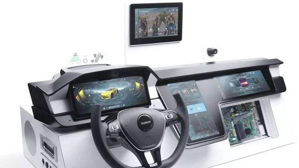 座舱域控制器正迅速发展,智能座舱软件平台