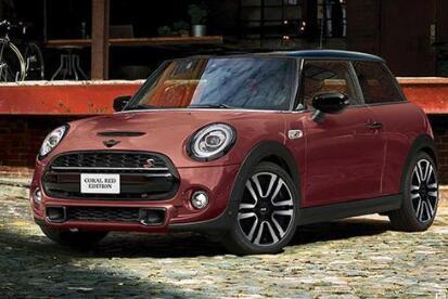 2021款Mini珊瑚红版发布:限量推出 致敬Mini 1100 Special