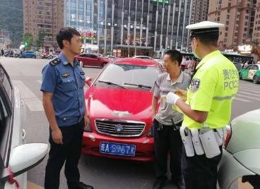 """贵阳一""""黑车""""涉嫌非法营运,乘客安全如何保障?"""