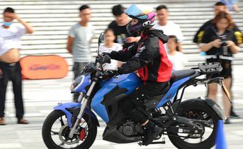 贵州首届最美女骑摩旅形象大使选拔大赛收官
